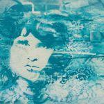 Spray Painting of Jim Morrison