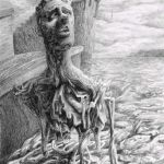 Surreal Drawing about Hope