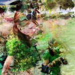 Photomaipulation Collage of Photoshoot