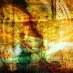 Abstract Photomanipulation digital painting